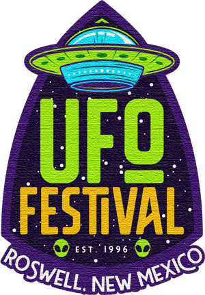 UFO Festival Embroidered Patch