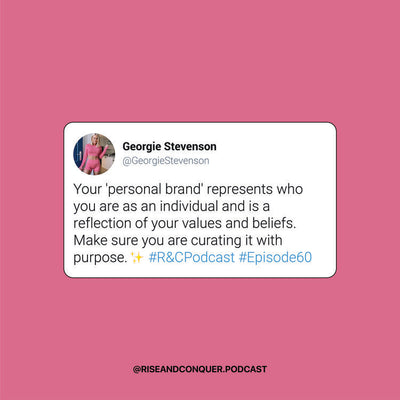 Tips on curating a successful personal brand (online & offline) // *BOSS IT SERIES #2*