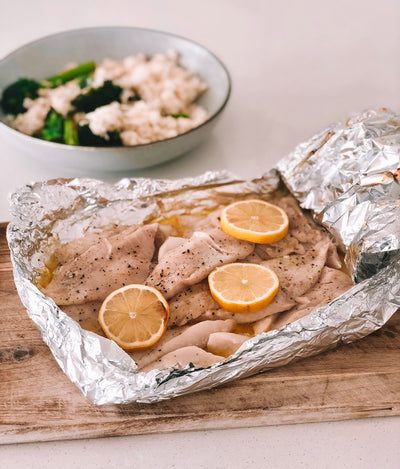 Gourmet Baked Fish Recipe