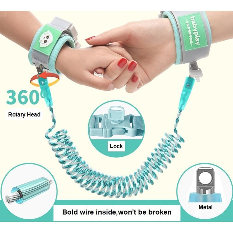 Outdoor Safety, Anti Lost Wrist Link