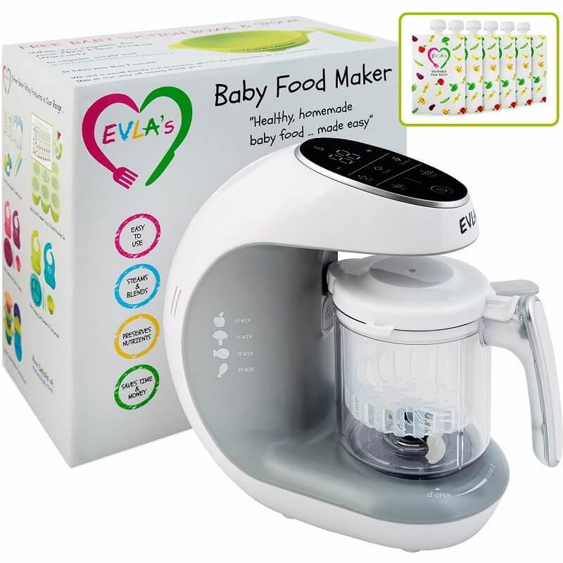Multi-function Baby-Toddler Food Processor