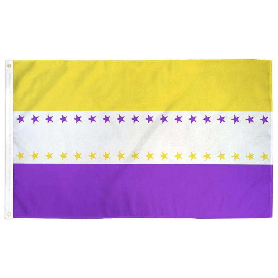 Women's Suffrage 19th Amendment Victory Flag