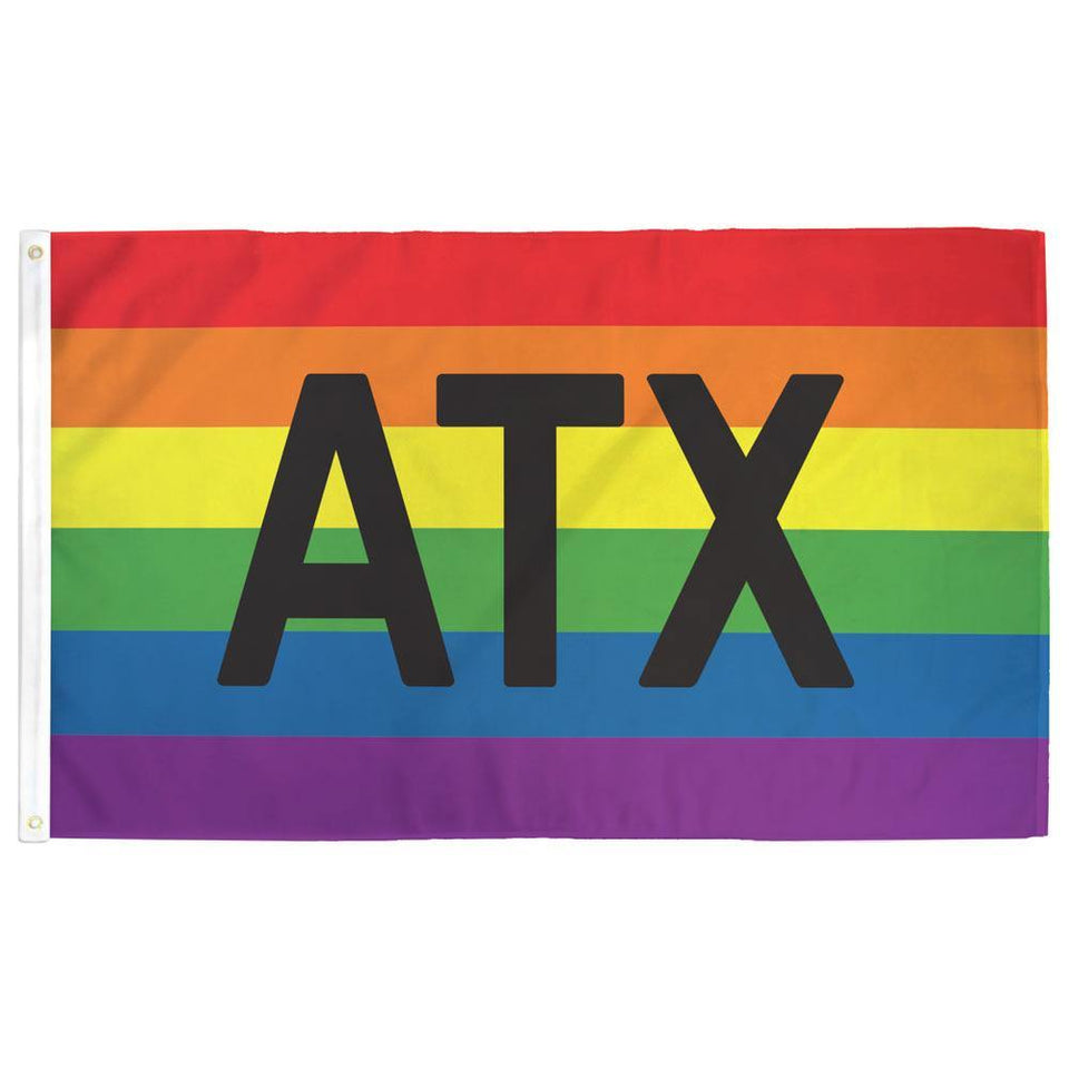 Austin (ATX) Pride Flag - Flags For Good