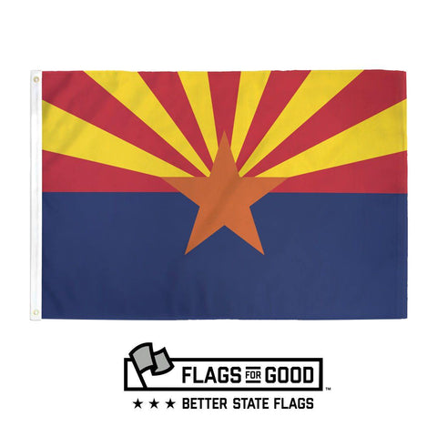 Arizona Flag - Flags For Good