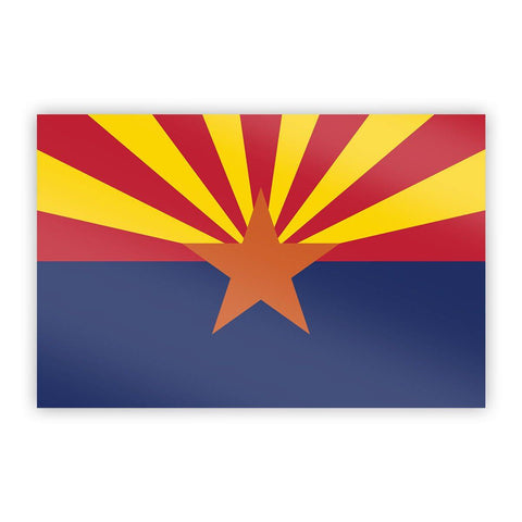 Arizona Flag Sticker - Flags For Good