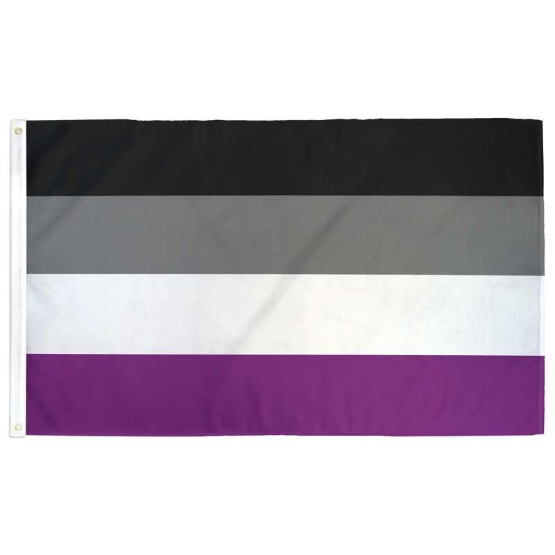 Asexual (Ace) Pride Flag - Flags For Good