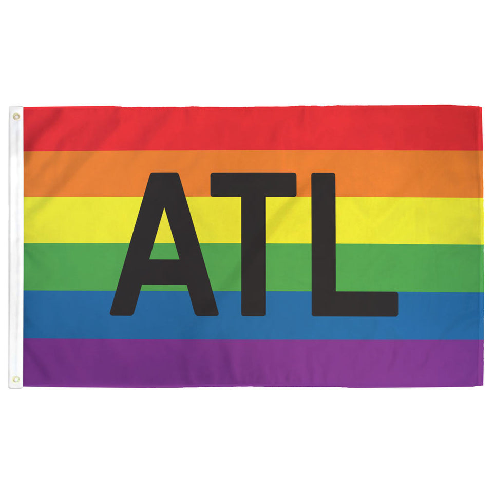 Atlanta (ATL) Pride Flag