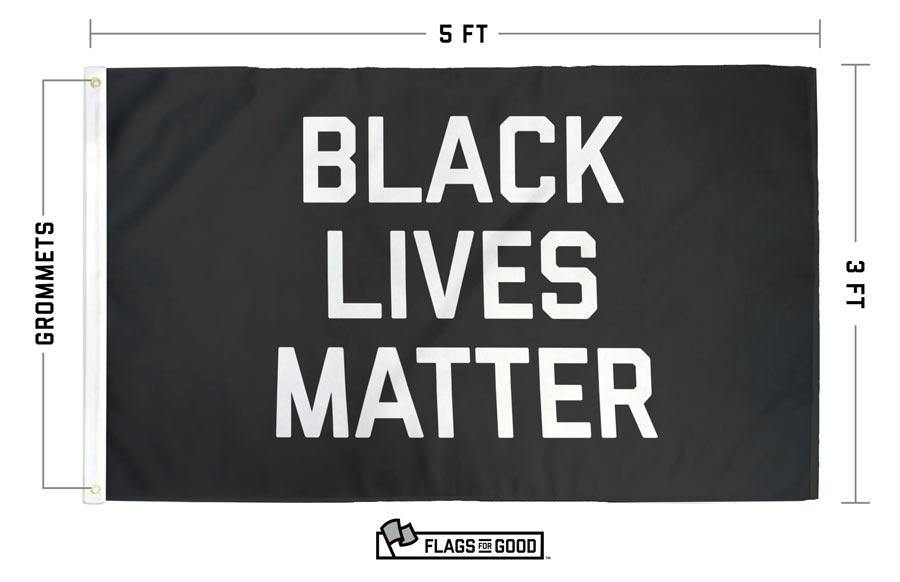 Black Lives Matter Flag - Flags For Good