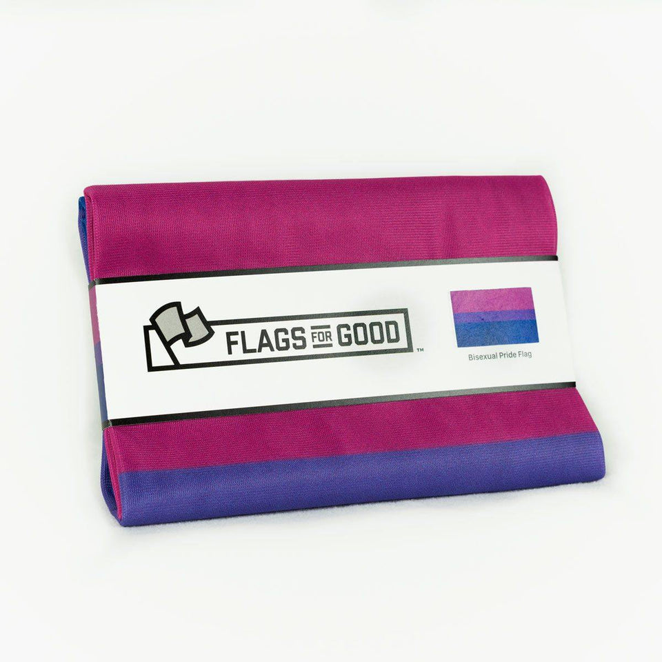 Bisexual (Bi) Pride Flag - Flags For Good