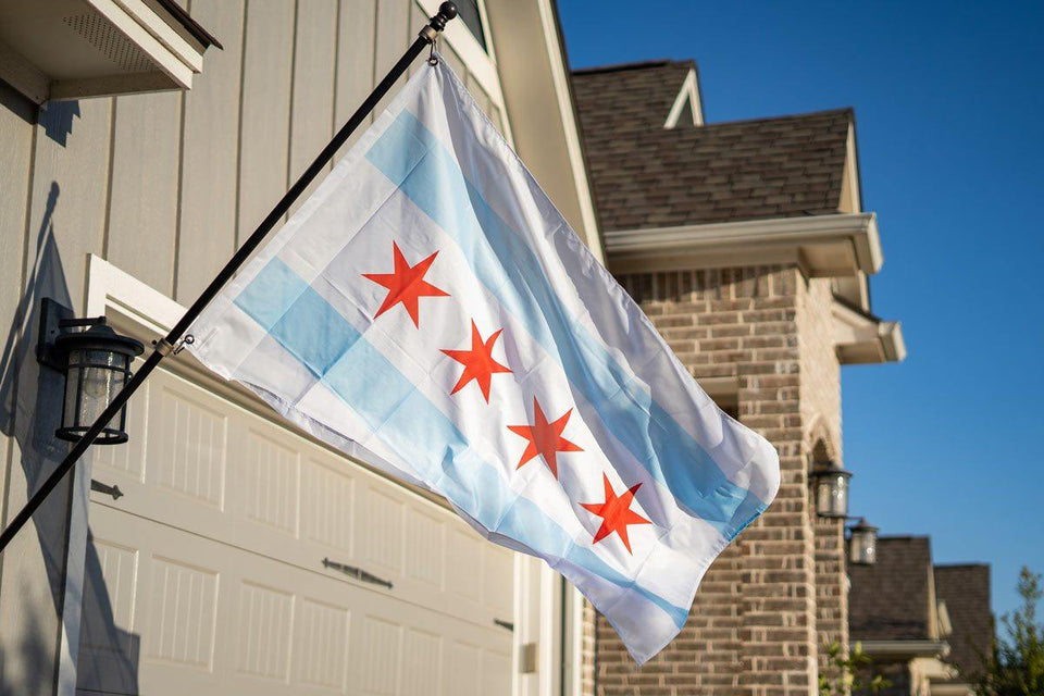 Chicago Flag - Flags For Good