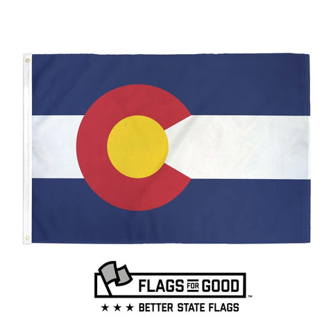 Colorado Flag - Flags For Good