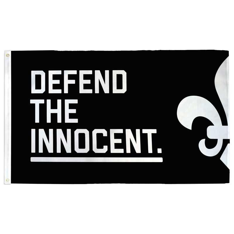 Defend the Innocent - Flags For Good