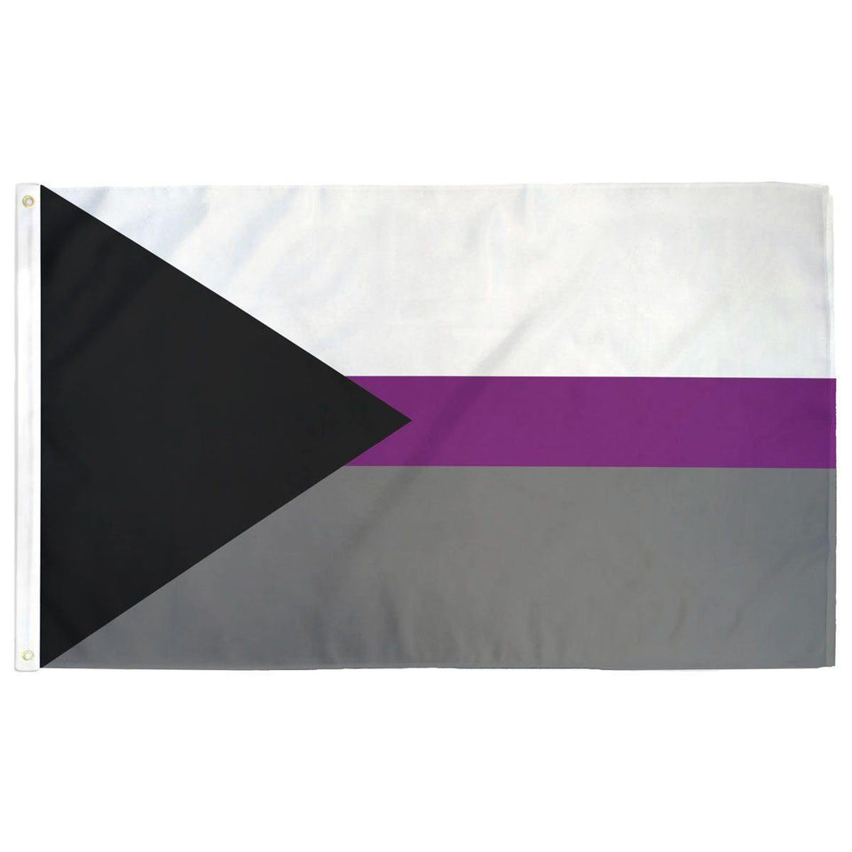 Demisexual (Demi) Pride Flag - Flags For Good