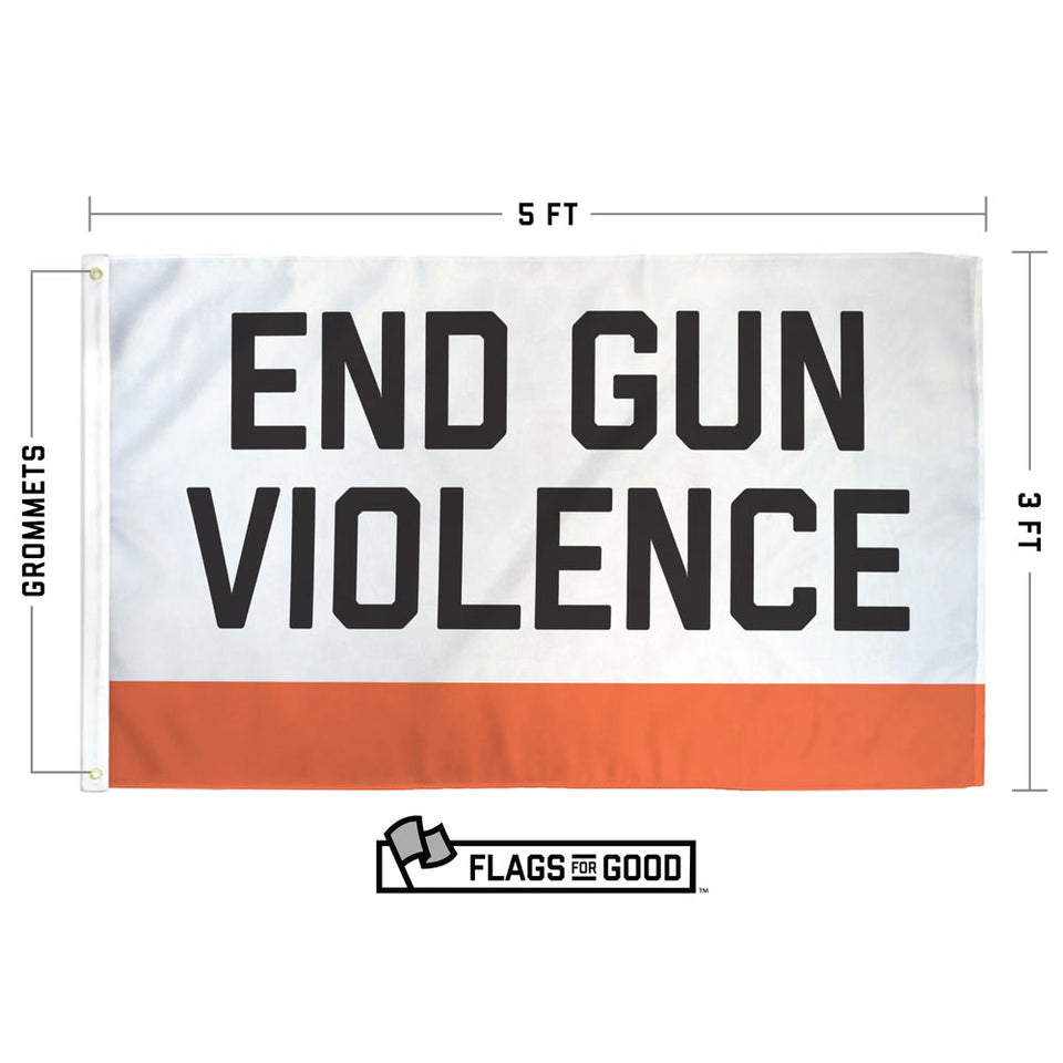 End Gun Violence Flag