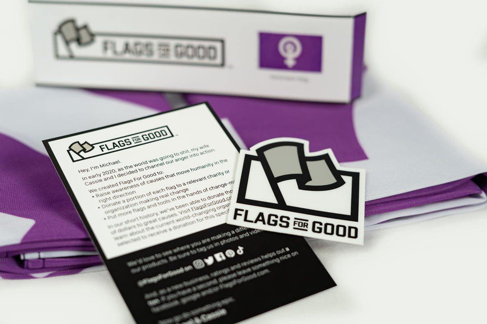 Feminism Flag - Flags For Good