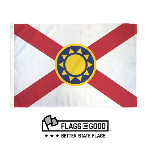 Florida Flag - Flags For Good