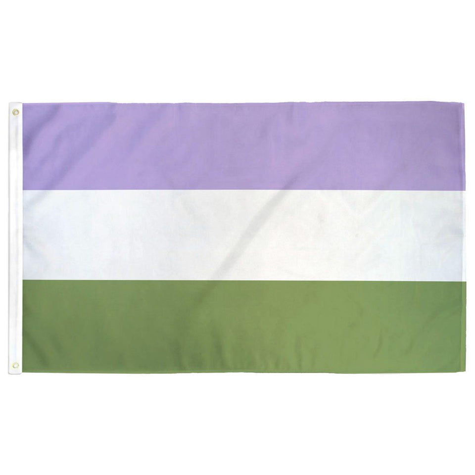 Genderqueer Pride Flag - Flags For Good