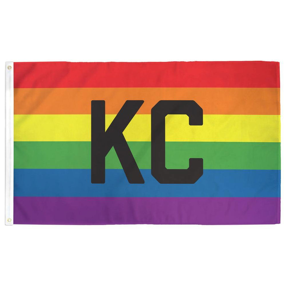 Kansas City (KC) Pride Flag - Flags For Good