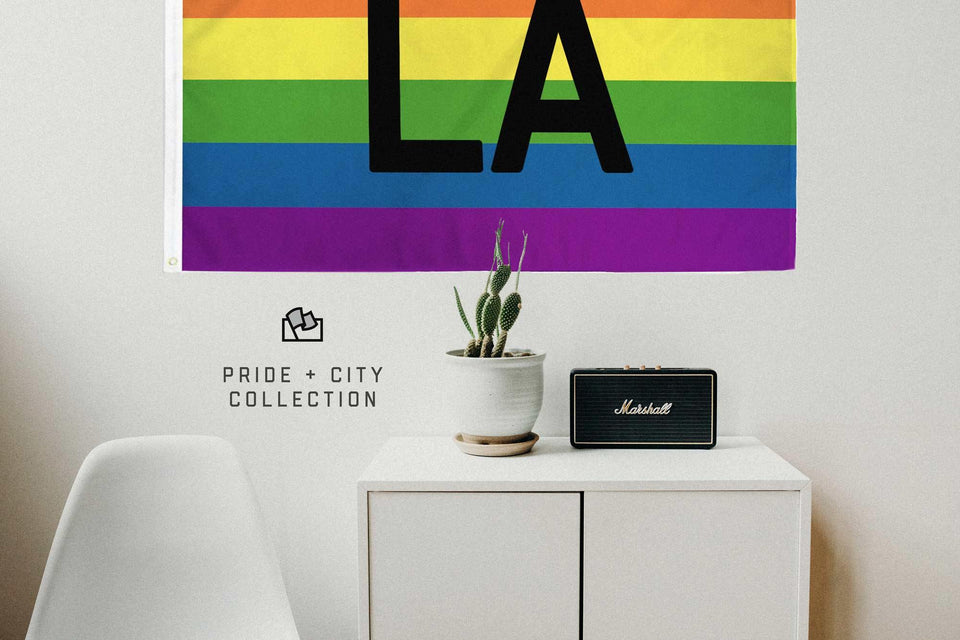 LA Pride Flag - Flags For Good