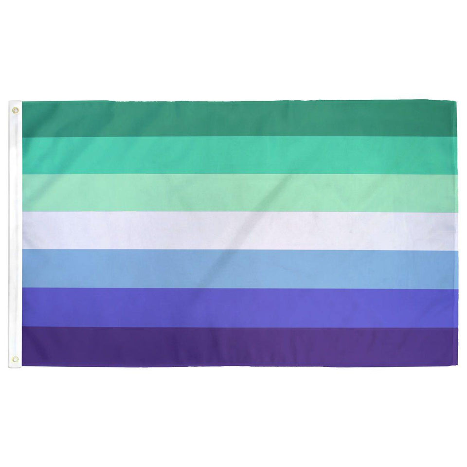MLM (Men-Loving Man) Pride Flag - Flags For Good