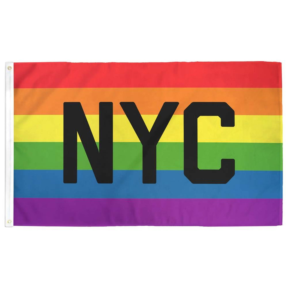NYC Pride Flag - Flags For Good