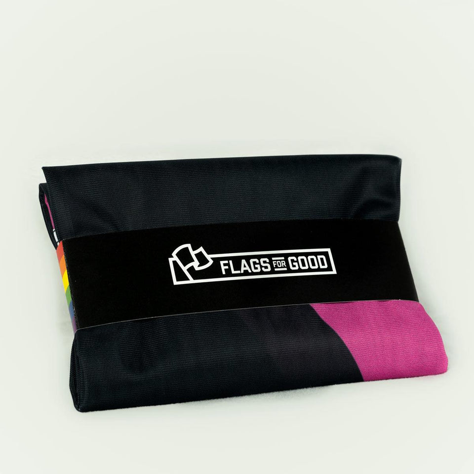 Pink Triangle LGBT Pride Flag - Flags For Good
