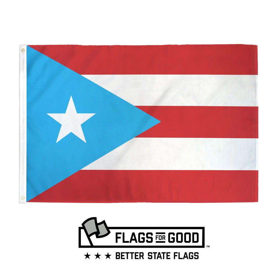 Puerto Rico Flag - Flags For Good