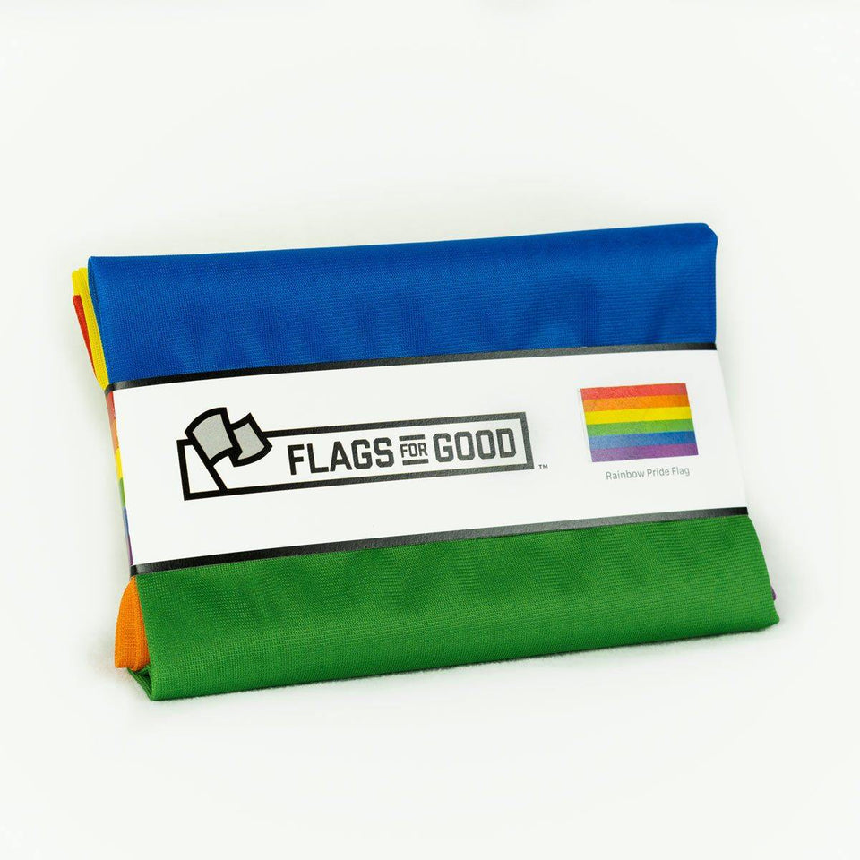 Rainbow Pride Flag - Flags For Good