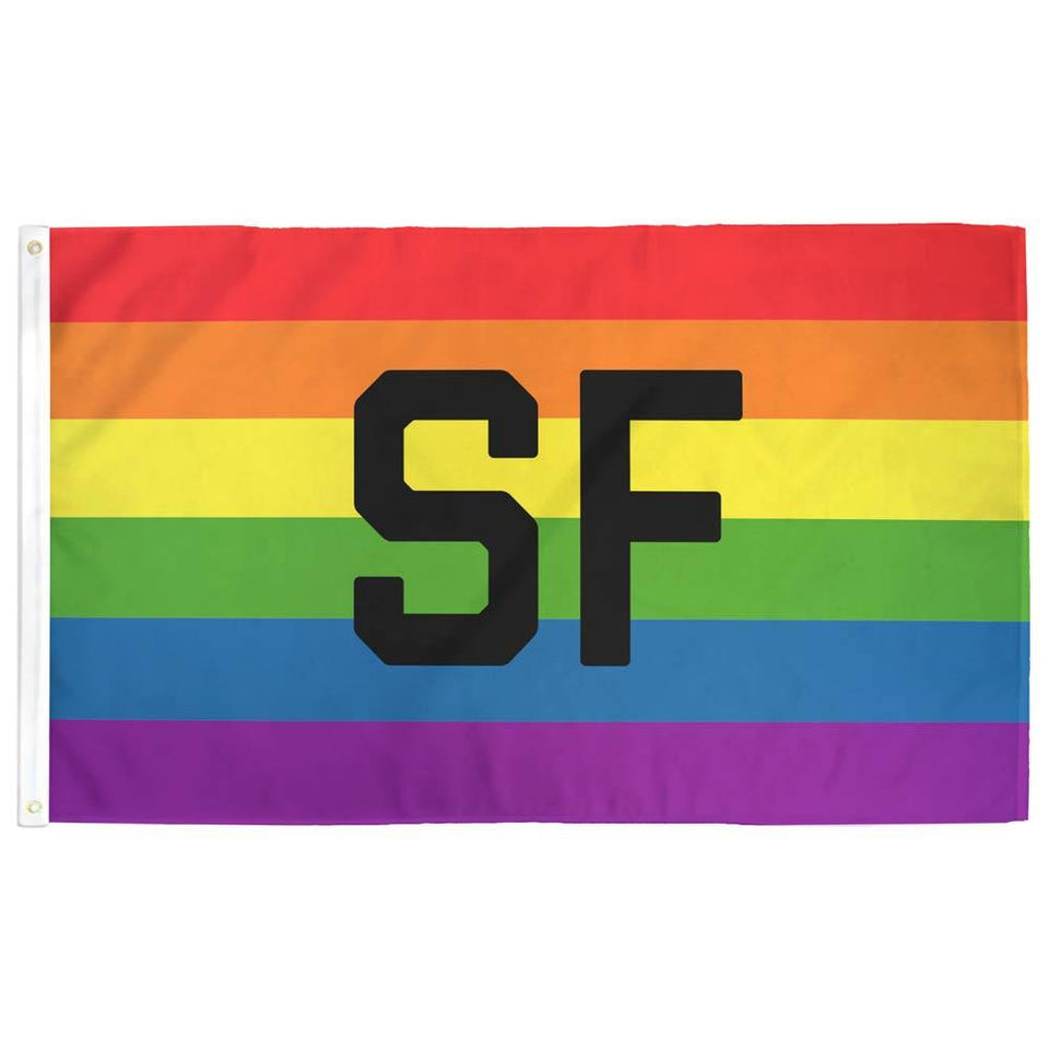 San Francisco Pride Flag - Flags For Good