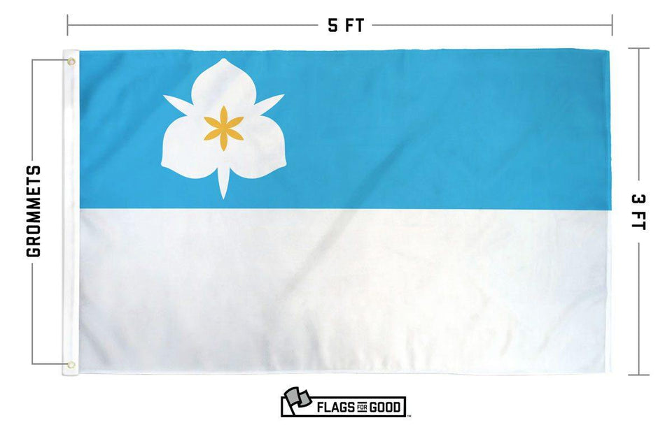 Salt Lake City Flag - Flags For Good