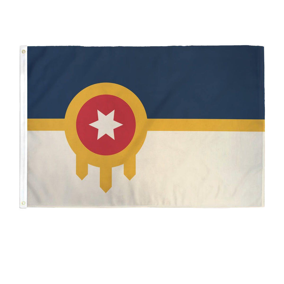 Tulsa Flag - Flags For Good
