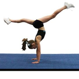 Cheerleading & Gymnastics Mats