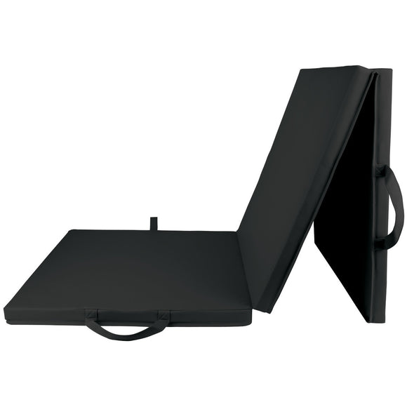 Deluxe Folding Mat in Black