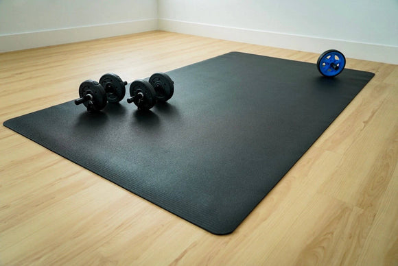 6' x 4' Cardio Mat with Accessories