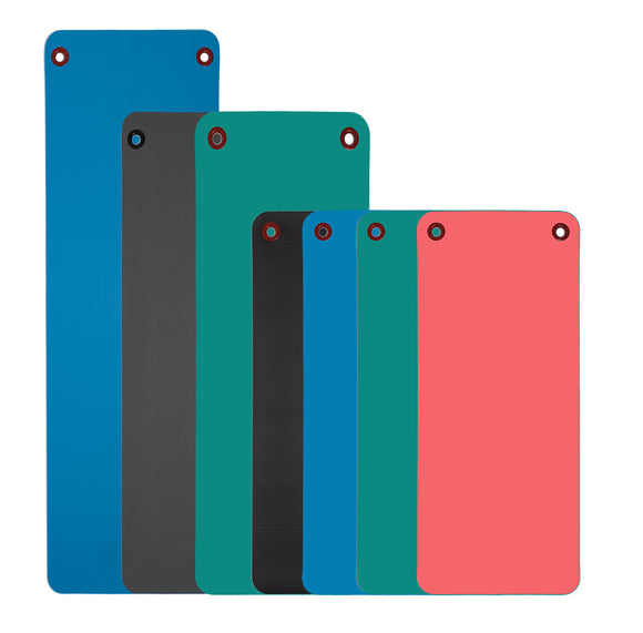 Sample Color and Size options for EcoWise Workout Mat with Eyelets