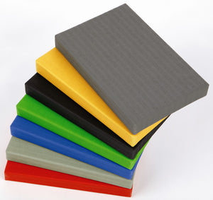 Tatami Tile Mat Color Options