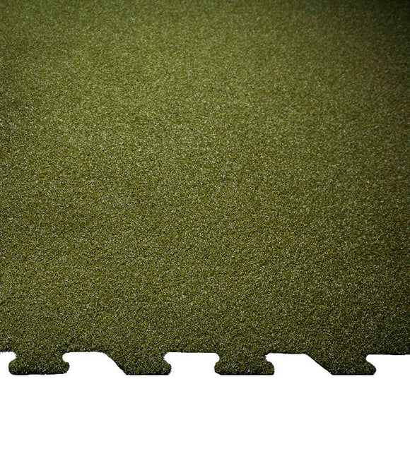 Turf Interlocking Tile Edge