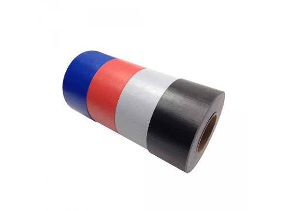 Vinyl Tape for Vinyl Bonded Foam Roll-Out Mats