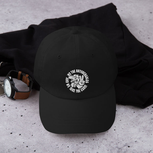 We the Untouchable's Dad Hat - Mychelle Lee Merch-dad hat-We the Untouchables