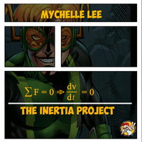 Mychelle Lee's The Inertia Project EP + Special Gift-digital download-We the Untouchables