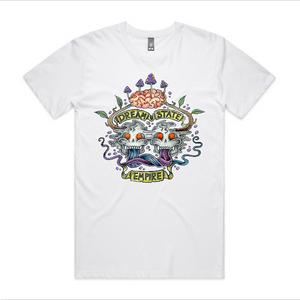 Dream State Empire t-shirt - white