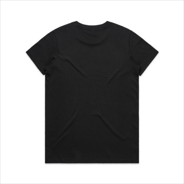 Curlys Jewels women's t-shirt - black