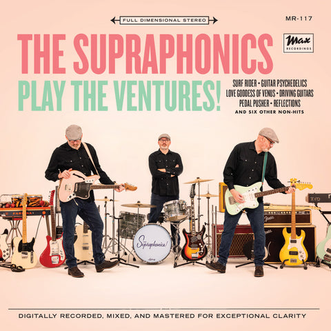 "The Supraphonics ""Play The Ventures"""