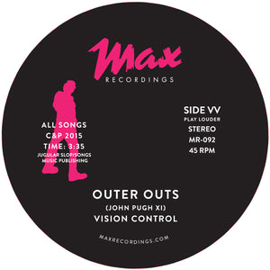 "Vision Control ""Blaspheme"" & ""Outer Outs"""