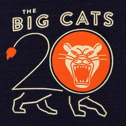 Big Cats Turn 20 T-Shirt