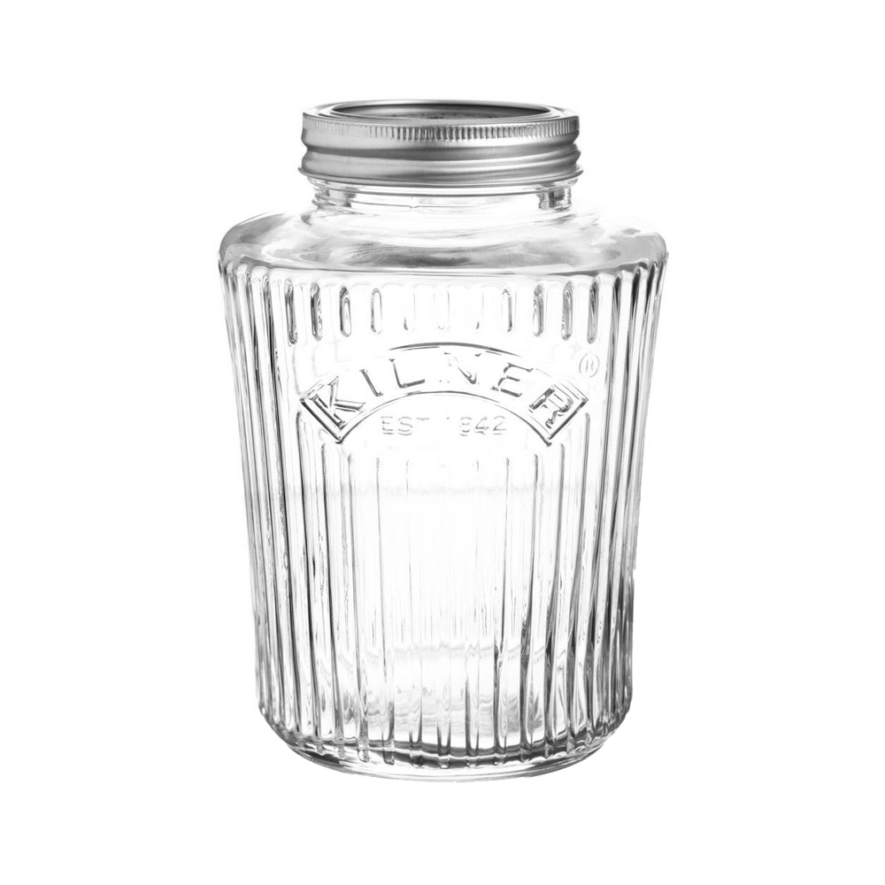 Load image into Gallery viewer, Kilner 1 Liter Vintage Jar