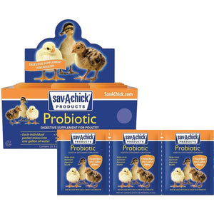 Load image into Gallery viewer, Sav-A-Chick Probiotic 3 Pack