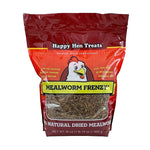 Mealworm Frenzy Chicken Treats - 30oz