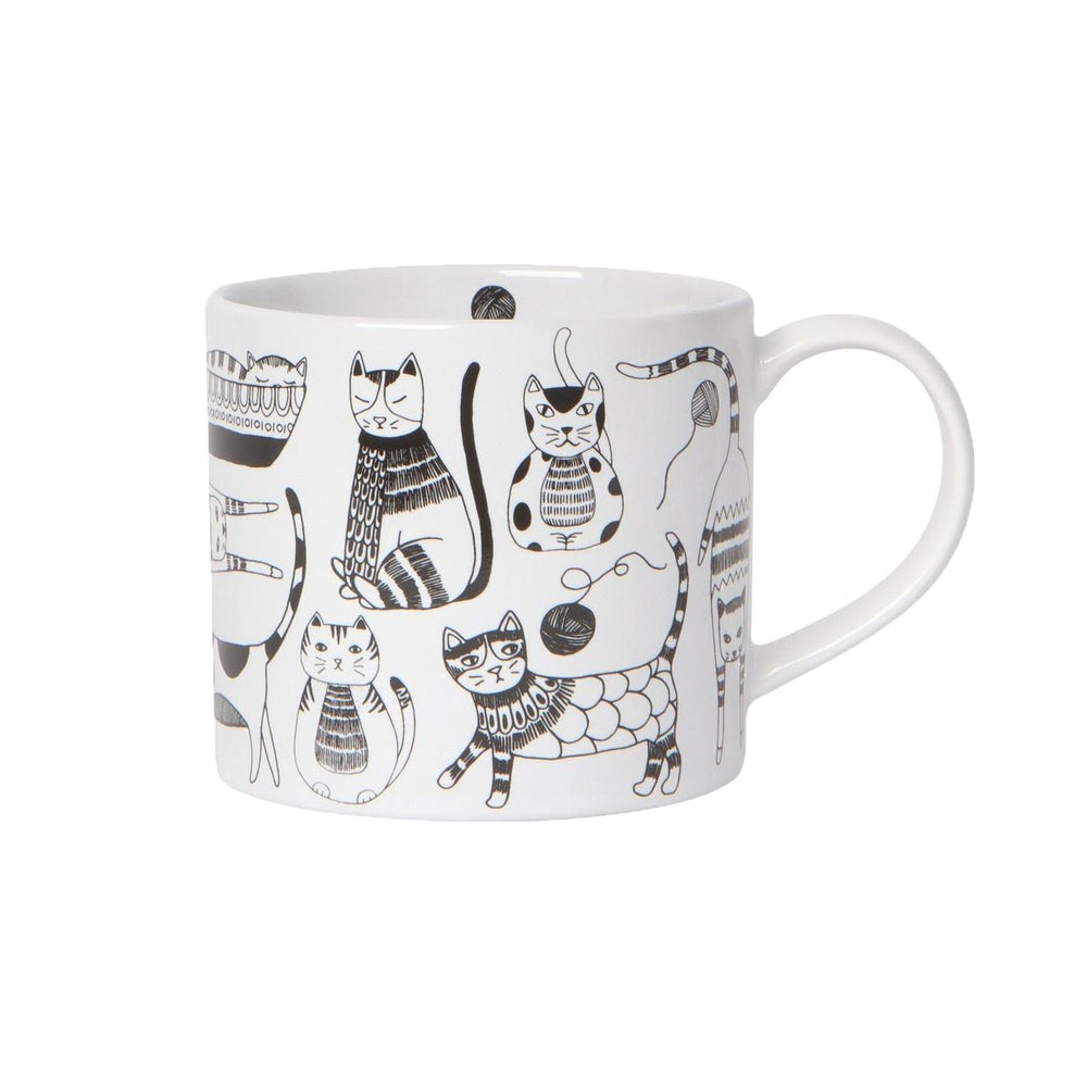Mug in a Box - Purr Party