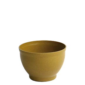 "Footed Bowl 6"" - Coral"